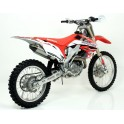 Εξάτμιση ARROW Off-Road Thunder Honda CRF 450 R
