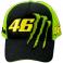 Καπέλο VR|46 Monster Rossi Mod.6802