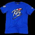 T-Shirt VR 46 Kevin Schwantz 34 Mod.3404