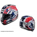Κράνος ARAI RX-7 GP Colin Edwards RED