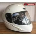 XPEED XP-509 Solid (White) Helmet